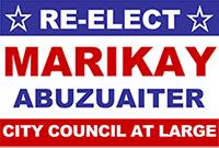 Marikay Abuzuaiter